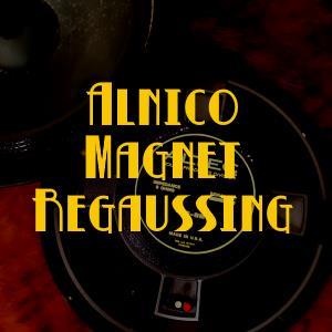 Alnico Magnet Regaussing