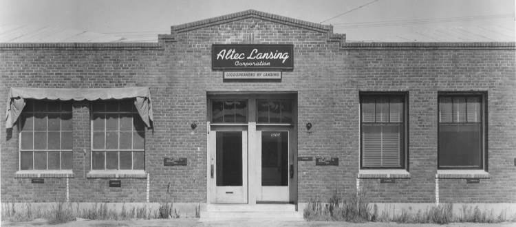 Altec Library - Great Plains Audio