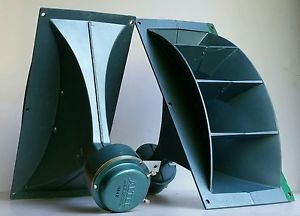 Altec Lansing Horns