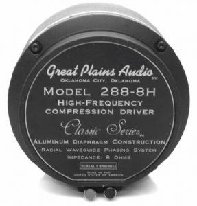 GPA Classic Series 288-8H