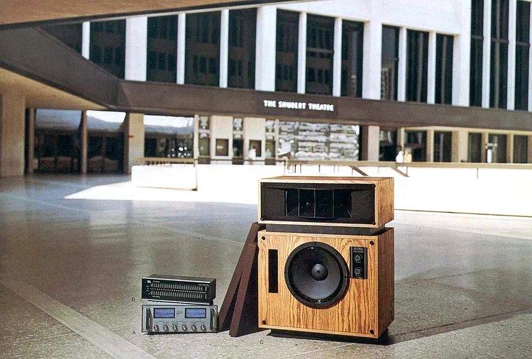 Altec Lansing Loudspeaker Systems