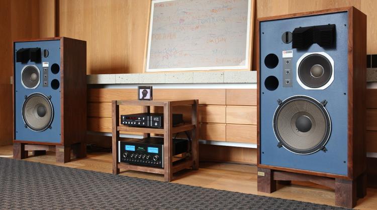 Vintage JBL Loudspeaker Repair